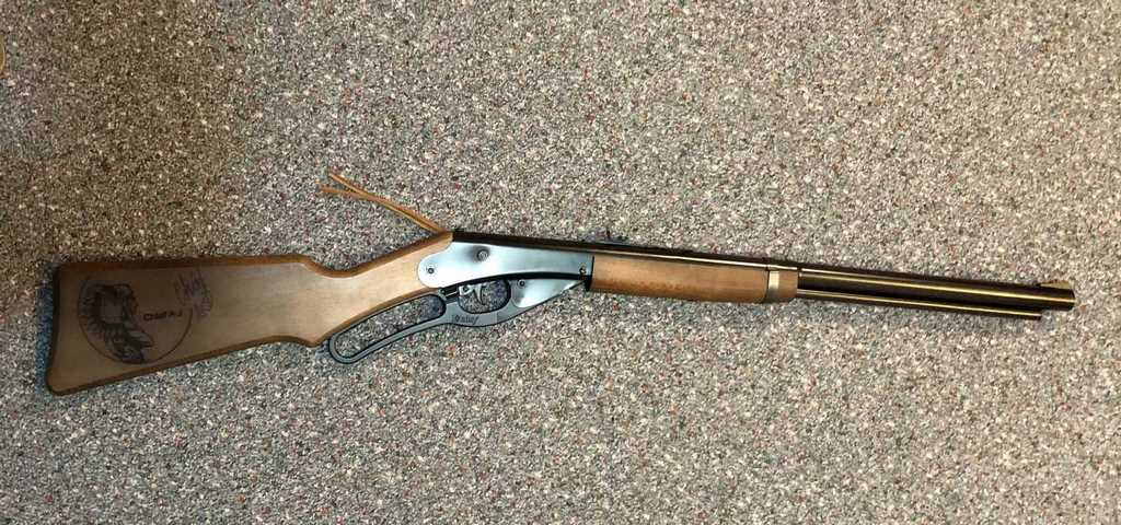 Daisy Number 12 model 29 single shot BB gun: Part 3 | Air