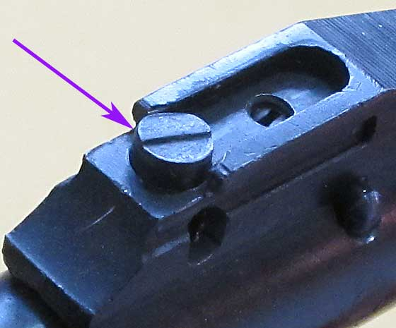 S54 sight plunger