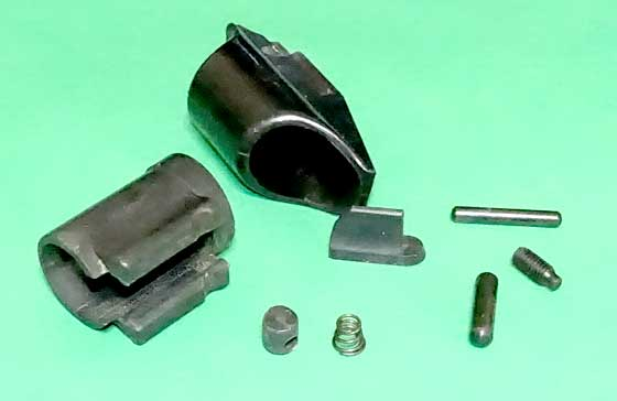 BSF S54 front sight parts