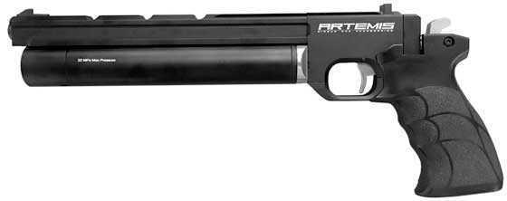 Artemis pistol
