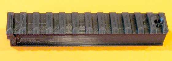 Buck Rail
