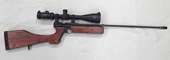 Crosman 13XX rifle, a modified 1377 pistol: Part 1   Air gun blog