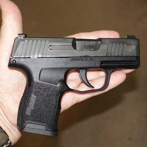 Sig Sauer P365 air pistol: Part 1 | Air gun blog - Pyramyd Air Report