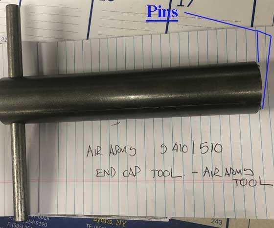 pneumatic Air Arms