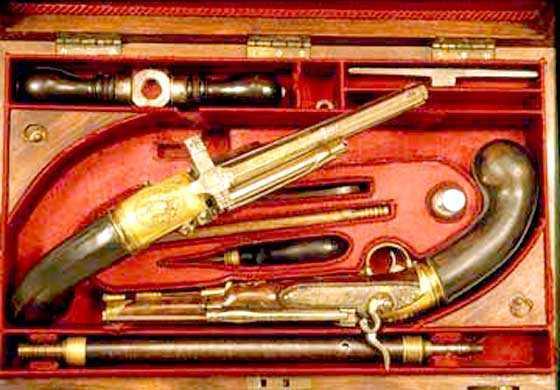 Cantarini pistols