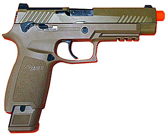 Sig M17 ProForce airsoft pistol