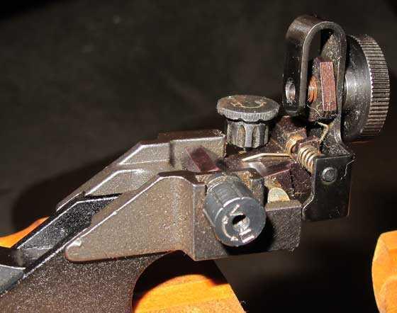 rear sight 97 mount