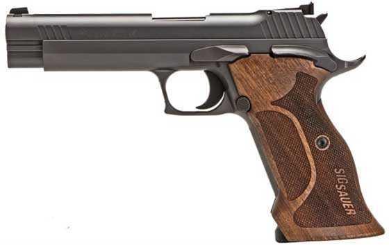 Sig Super Target P210 target