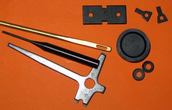 IZH 46M tools parts