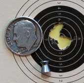 R10 Match Pistol group