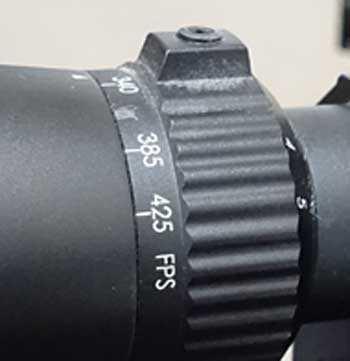 Sub-1-scope-velocity-dial