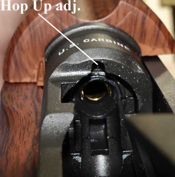 Springfield Arm,ory Carbine airsoft Hop Up