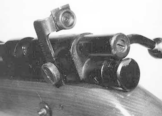 Town and Country rear sight