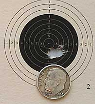 Haenel 311 target rifle Gamo Match group 3