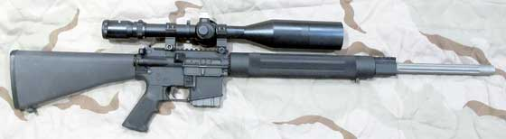 Crosman MAR AR firearm