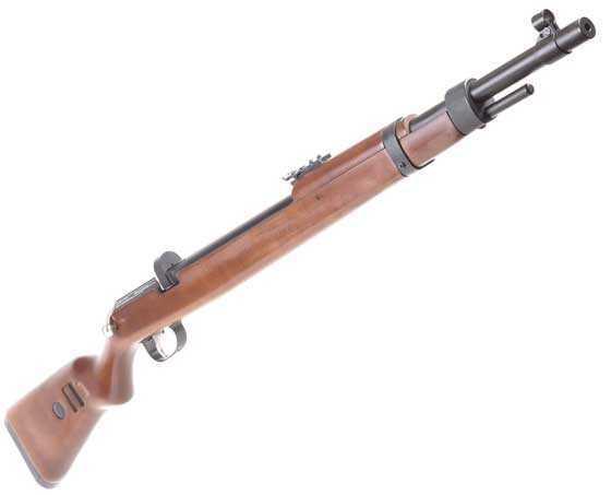 Diana Mauser K98 PCP rifle: Part 3