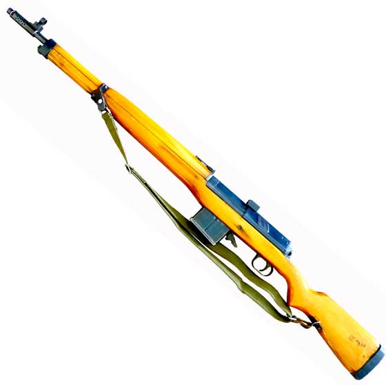Hakim rifle