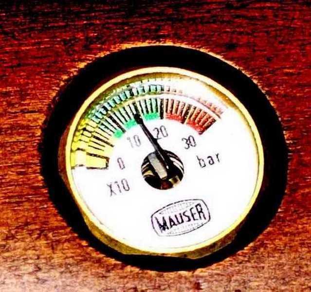 Diana Mauser gauge