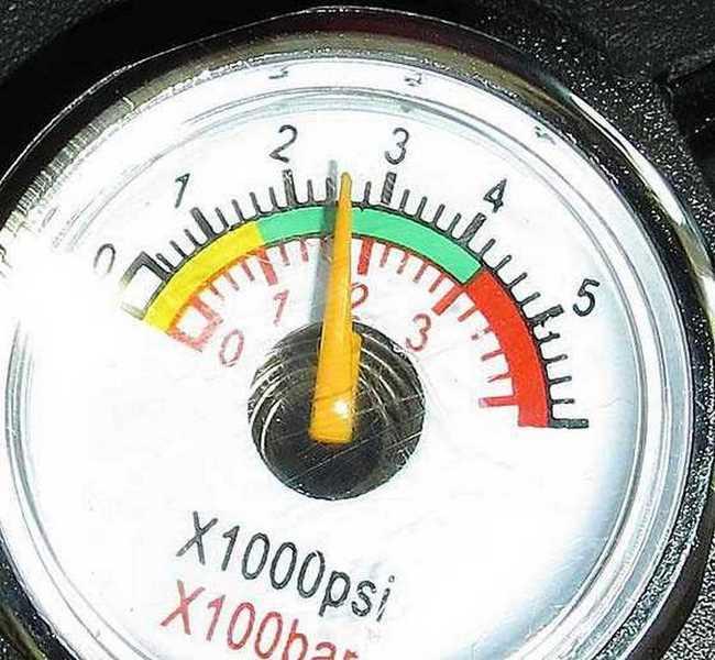 Avenger gauge 1