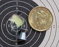 Crosman Challenger PCP Chinese Training pellets