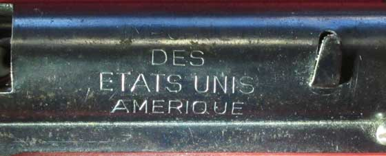 French marks