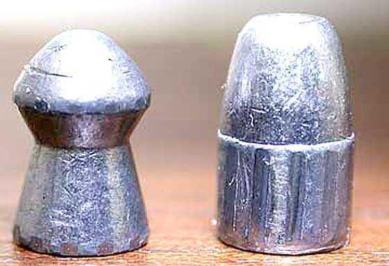 pellet bullet