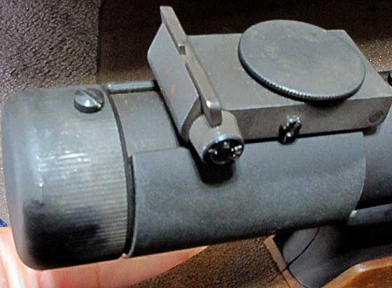 Beeman 900 rear sight