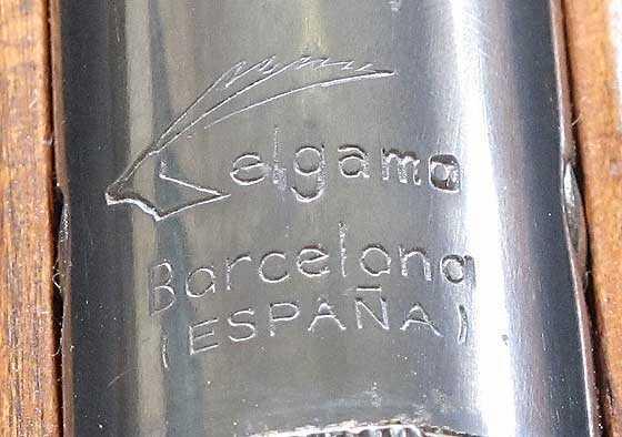 el gamo markings