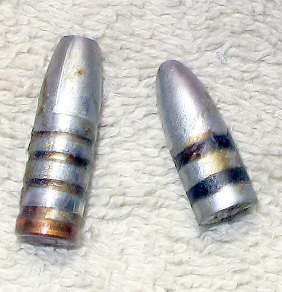 bullet gas check