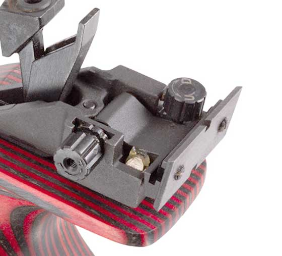 AV 46M rear sight