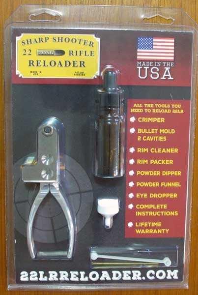 reloading tools blister pack