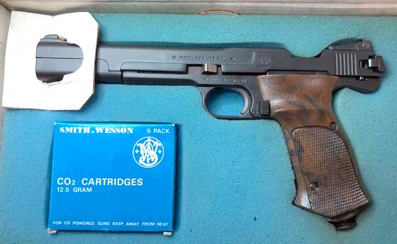 S&W 79G Boxed