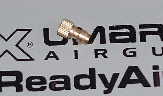ReadyAir test plug
