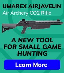 Umarex AirJavelin Air Archery CO2 Rifle