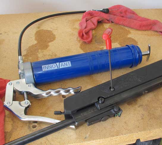 Umarex LGV grease gun