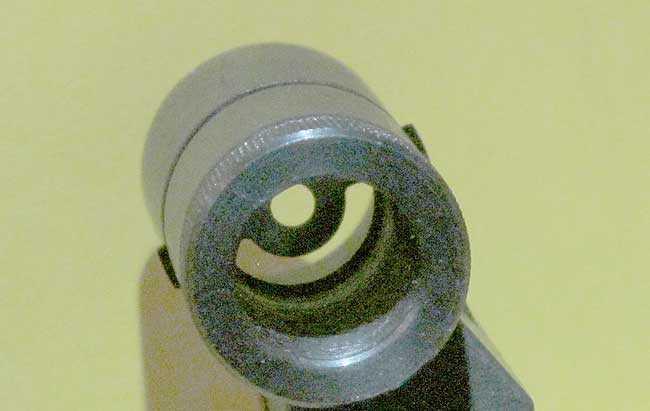 Marksman 70 front sight
