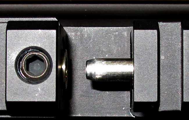 RAW HM 1000X bolt probe