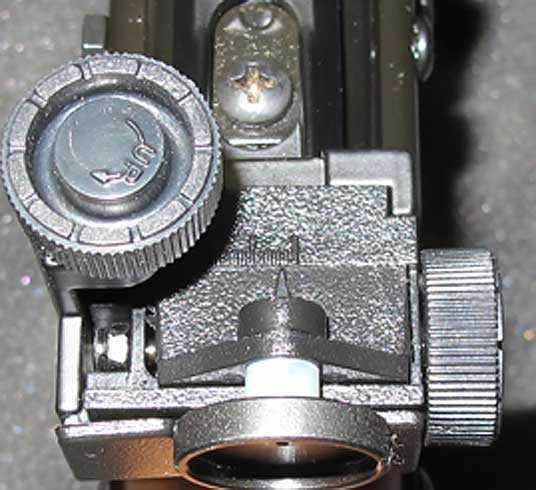 Daisy 499 sight scale