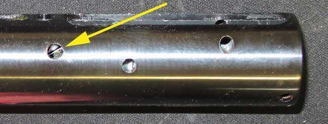 HW-30S end cap screw