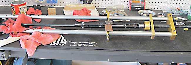 HW 30S mainspring compressor