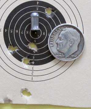 397 Sniper Magnum 25 yards