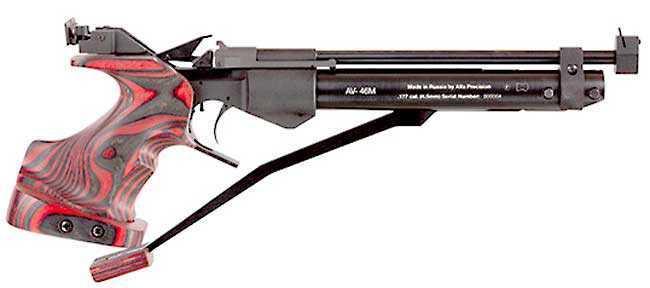 AV 46M pistol