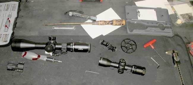 Eagle Claw scopes