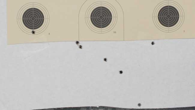 Eagle Claw target