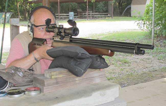 Marauder SemiautoBB shoots