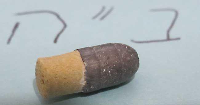 VL cartridge detail