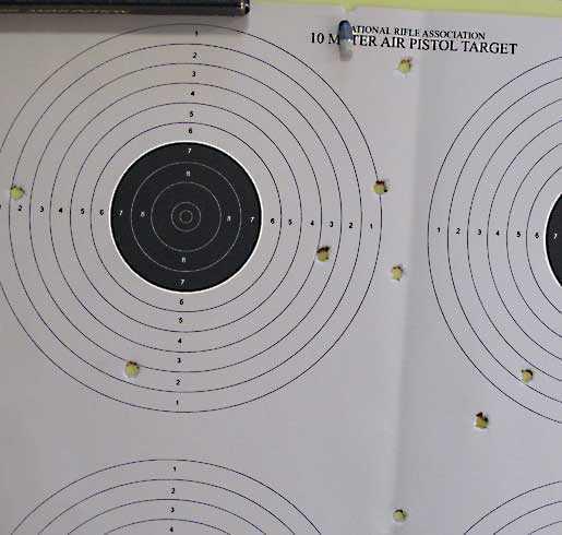 VL target