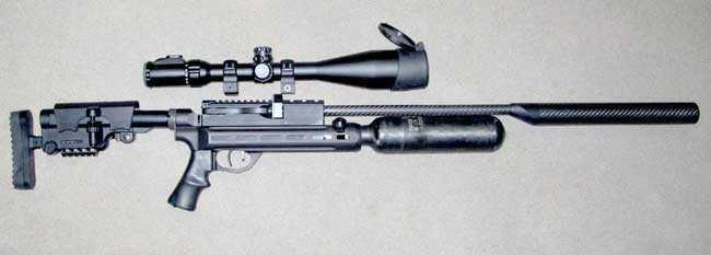 RAW HM1000 with scope
