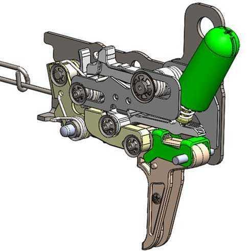 Sig ASP20 trigger graphic