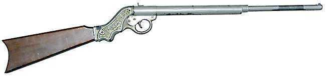 Daisy 20th Century Cast Iron gun